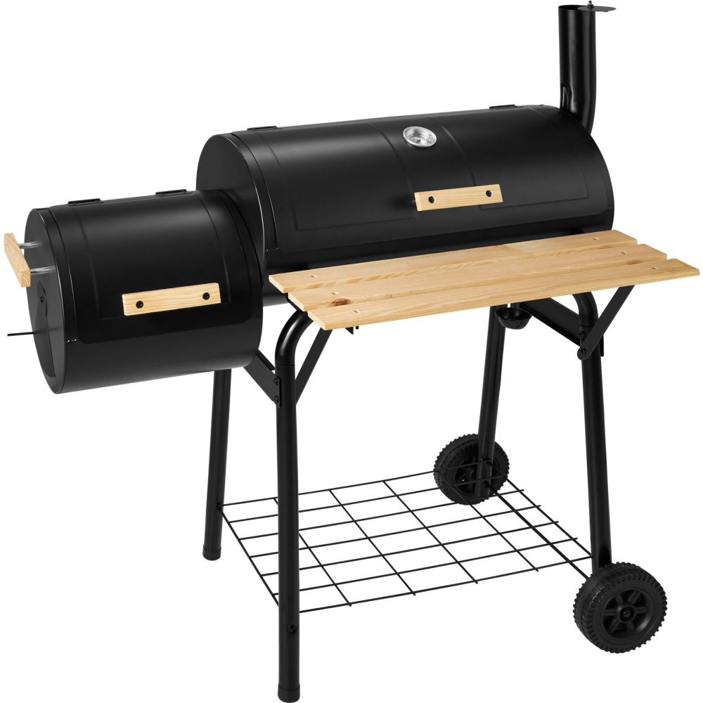 Multifuncties Grill BBQ Barbecue Smoker met deksel