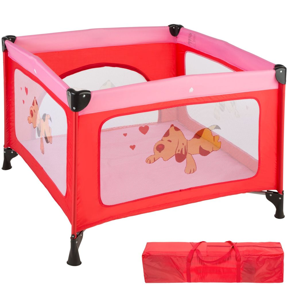 Baby box Tommy Junior roze