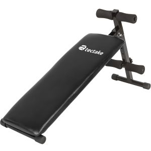 Trainingsbank Buikspiertrainer 120cmx33cmx63cm